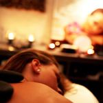 Institut de beauté Sylviane Descamps - Chakra Stone Massage